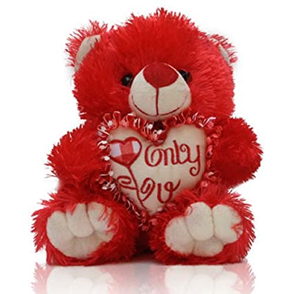 Red Colour Teddy Bear Images Hd Labzada Wallpaper