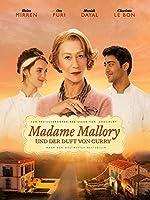 Filmcover Madame Mallory und der Duft von Curry