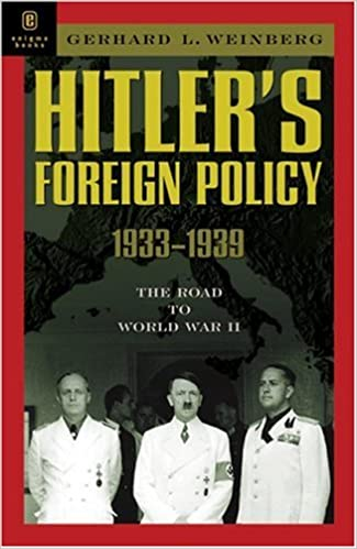 what was hitlers foreign policy