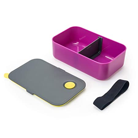 JIANCHI Bento Box |Cubiertos de Regalo | Bento Box 2 ...