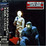 Somewhere in Afrika (Mini Lp Sleeve) by Manfred Mann's Earth Band