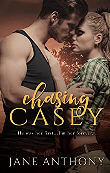 Chasing Casey (Motors and Metal Series Book 2) by [Anthony, Jane]