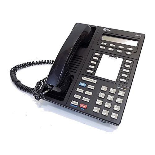 Avaya 8410D Phone Black (Certified Refurbished) by Avaya