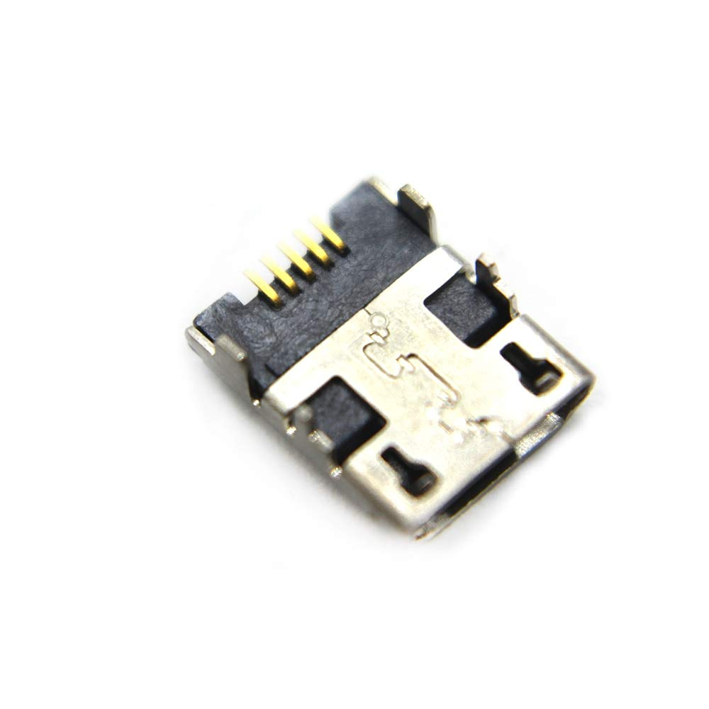30pcs//lot Micro USB DC Charging Socket Port for  Kindle Fire HD 6 2014 PW98VM