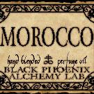 Morocco – Black Phoenix Alchemy Lab
