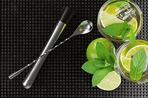 Lamdoo Stainless Steel Wine Oil Bottle Pourer Vinegar Spout//Natural Cork