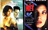 The Net , the Lake House : Sandra Bullock 2 Pack