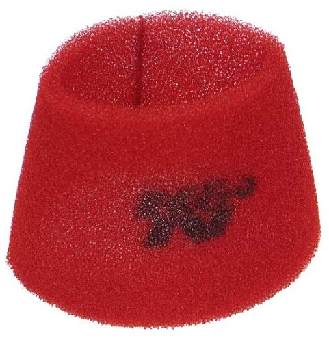 Red Air Filter Wrap - 9