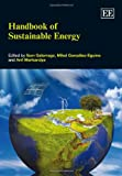Handbook of Sustainable Energy, Anil Markandya and Ibon Galarraga, 1849801150