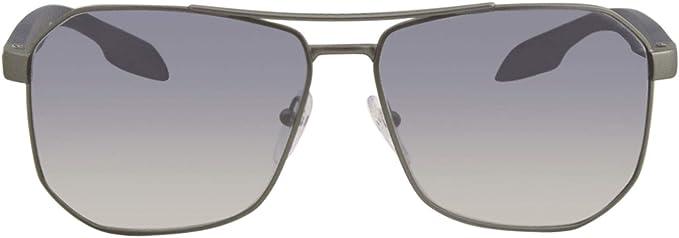 Prada Sport Herren Sonnenbrillen PS 51VS, DG11J0, 62: Amazon