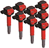 MSD 82488 Blaster Coil-on-Plug, (Set of 8)