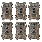 Wildgame Innovations Terra Extreme 12MP HD Hunting Game Video Camera (6 Pack)