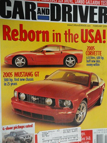 2004 Chevy Chevrolet Silverado Crew Cab / Dodge Ram 1500 / Ford F-150 Super Crew / Nissan TItan Crew Cab / Toyota Tundra Double Cab Road Test