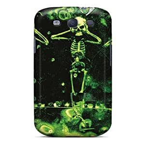 Slim Fit Tpu Protector Shock Absorbent Bumper Cypress Hill Iv Case For Galaxy S3