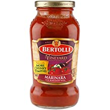 Bertolli Marinara Sauce with Burgandy Wine, 24 oz