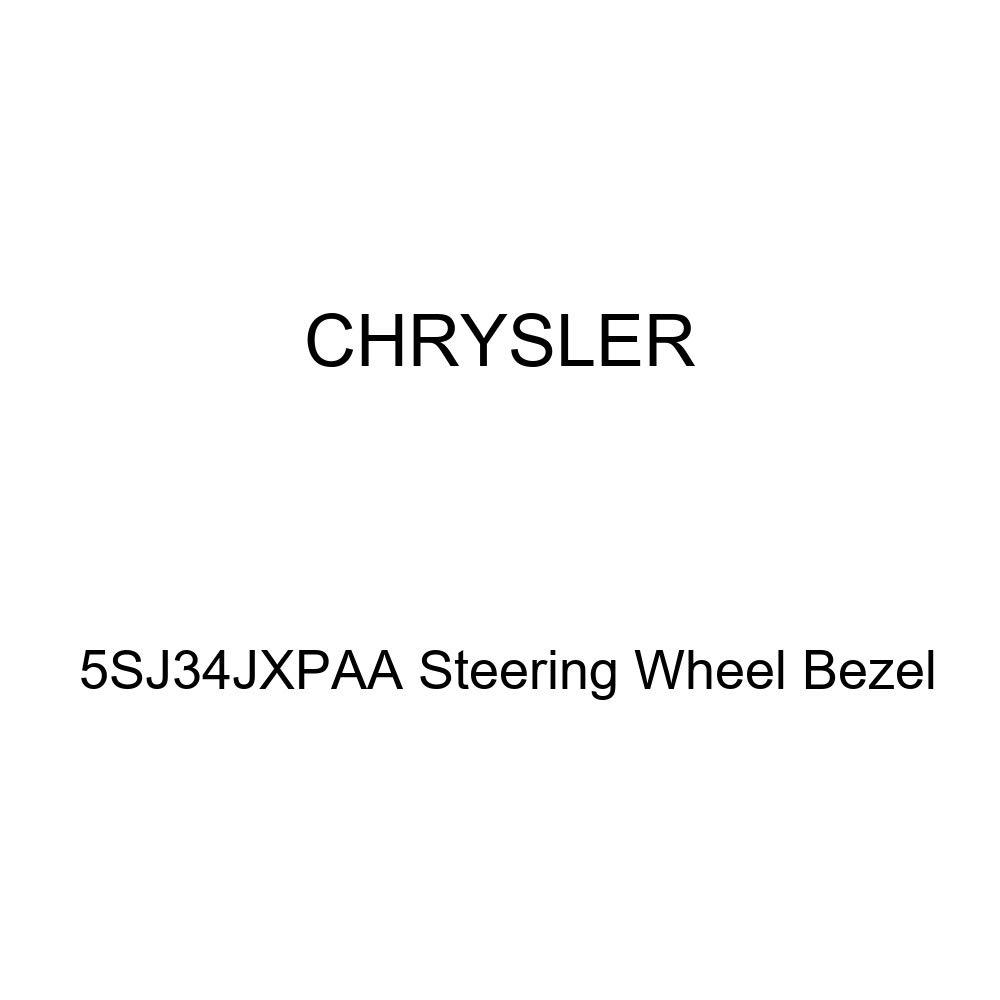 Genuine Chrysler 5SJ34JXPAA Steering Wheel Bezel
