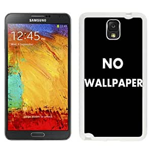 NEW Unique Custom Designed Samsung Galaxy Note 3 N900A N900V N900P N900T Phone Case With No Wallpaper Xperia_White Phone Case