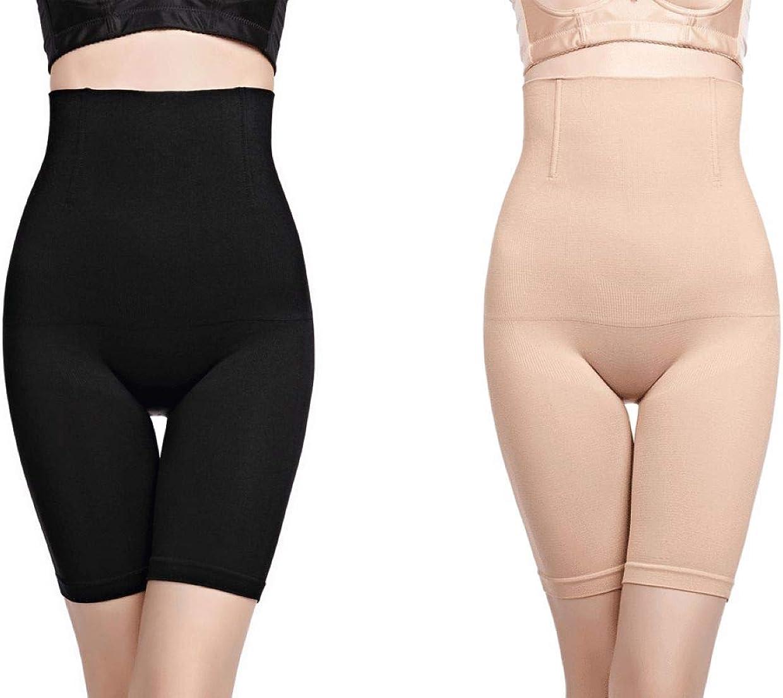 Stretch-Fit pour Yoga Et Gymnastique Chair Gaine Amincissante Ventre Plat Panty Gainant Culotte Gainante Sculptante Minceur Taille Haute Invisible Menstruelles Fille sous-V/êTements
