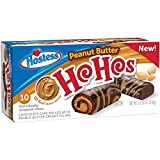 Hostess Ho Hos, part of The Sweetest Comeback! One 10 oz box with 10 individually wrapped snack cakes