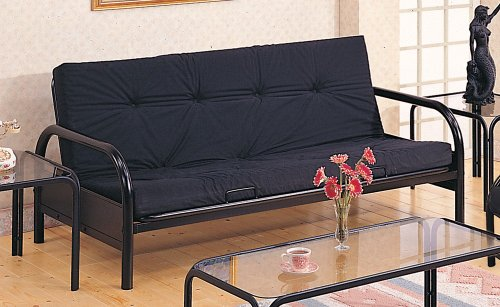 Coaster Modern Futon Couch Frame
