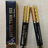 NOTE Volume Mascara Better Than Sex Cool Black Mascara Thinck Waterproof Elongation 10g High Quality free shipping