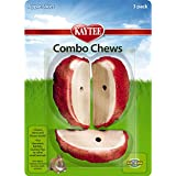 Kaytee Combo Chews Apple Slices, 3 Pack