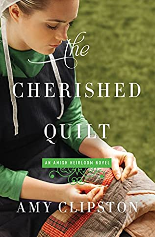 book cover of The Cherished Quilt