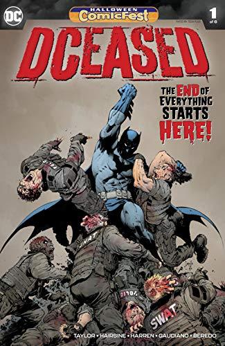 DCeased Halloween ComicFest Special Edition (2019) #1 (DCeased (2019-))