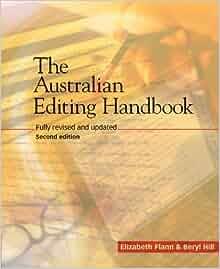 the australian editing handbook flann & hill pdf download free