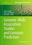 Genome-Wide Association Studies and Genomic Prediction (Methods in Molecular Biology)