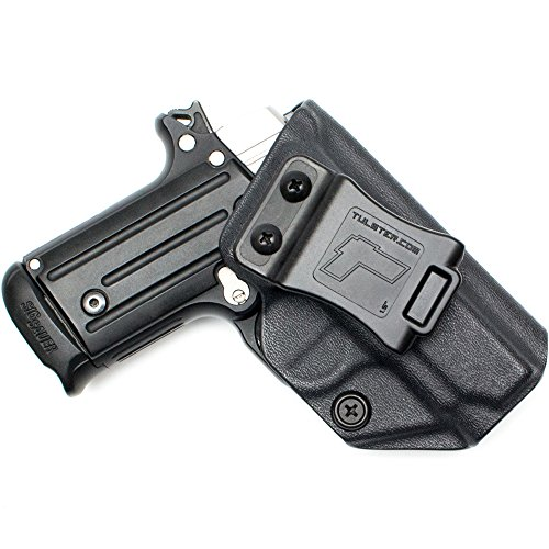 Tulster Sig P238 Holster IWB Profile Holster (Black - Right Hand)
