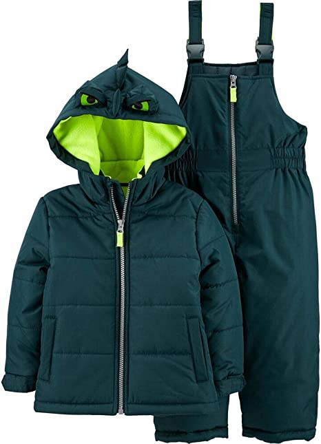 Amazon.com: Carters - Traje de nieve para niño: Clothing