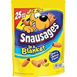 Snausages Beef & Cheese - 25 oz - Pack of 2