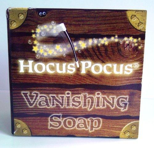 Hocus Pocus Vanishing Glitter Soap in Magic Trick Box (Hocus Magic Pocus)