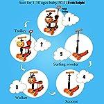 Stunt-scooter-pieghevole-Monopattino-5-in-1-scooter-con-resto-del-piede-figlio-pedale-Scoot-Con-3-Flash-Ruote-Monopattino-Bambino-con-la-mamma-Borsa-trucco-salto-di-spinta-Colore-Verde-8bayfa