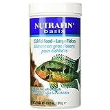 Nutrafin A7134 Basix Cichlid Food, Large Flakes, 170g (6-Ounce)