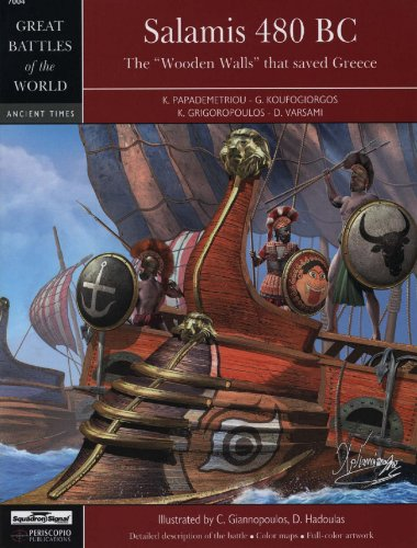 Salamis 480 BC: The Wooden Walls That Saved Greece - Great Battles of the World series (7004)