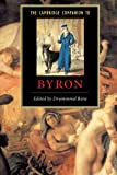 img - for The Cambridge Companion to Byron (Cambridge Companions to Literature) book / textbook / text book