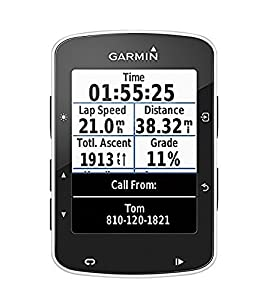 5. Garmin Edge 520 Bike Computer