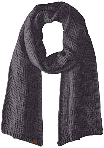Timberland Womens Patterned Knit Scarf