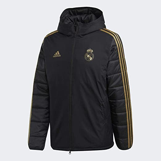 adidas Veste Real Madrid Winter: Amazon.es: Deportes y aire libre