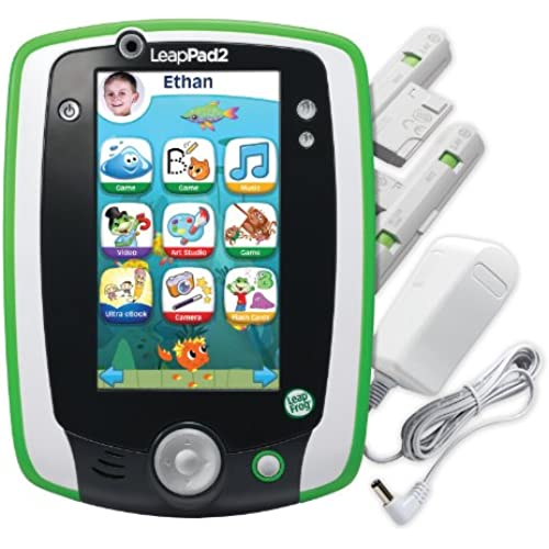 LeapFrog LeapPad2 Power Learning Tablet, Green Coupons