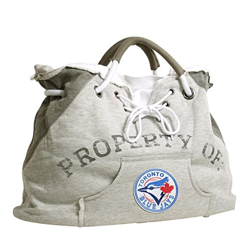 MLB Toronto Blue Jays Hoodie Tote Bag (Jays Toronto Pocket Blue)