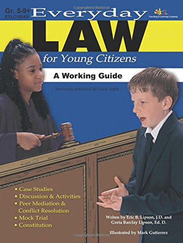 Everyday Law for Young Citizens - Lorenz Activity