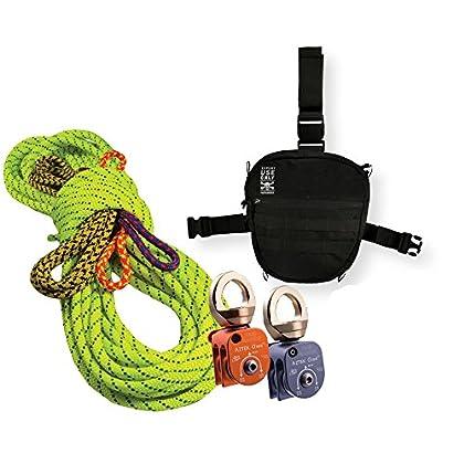 Image of Belay & Rigging Aztek Pro Kit CE/UIA w/ Leg Rope Bag