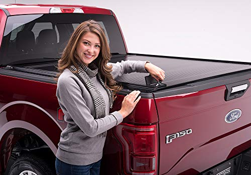 RetraxONE Retractable Truck Bed Tonneau Cover | 10371 | fits F-150 Super Crew & Super Cab 5.5' Bed (09-14)