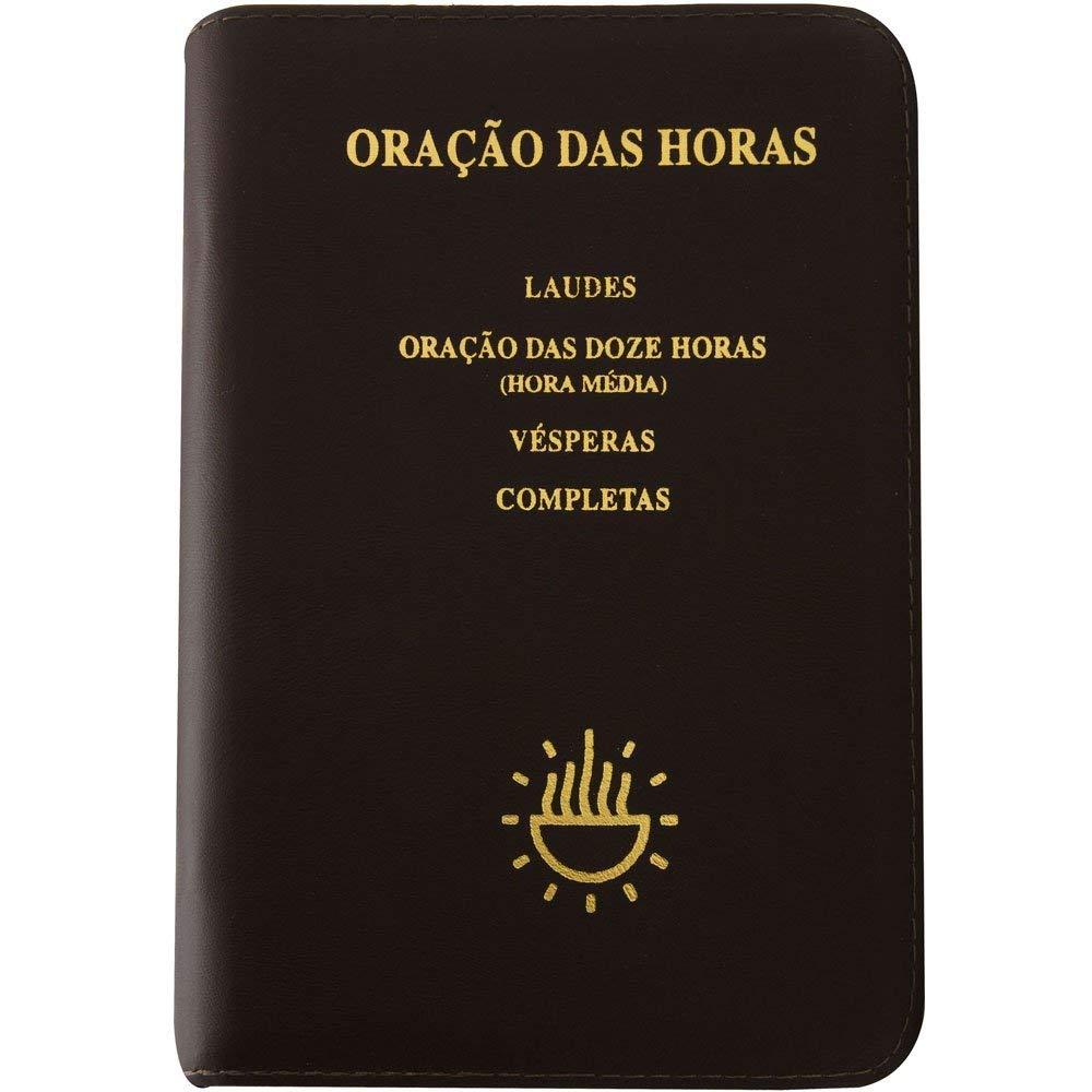 Oração das horas: laudes, oração das doze horas hora média , vésperas e completas: Amazon.es: Vários Autores: Libros