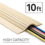 UT Wire 10FT Cable Blanket Low Profile Cord Cover
