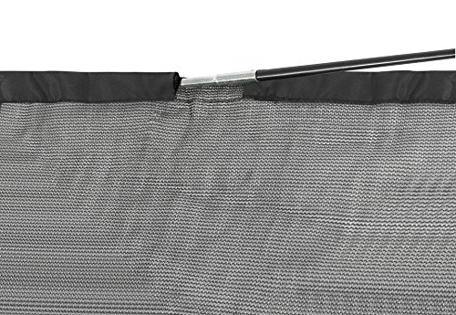 14 Trampoline Net Attaches With Top Ring For 6 Poles