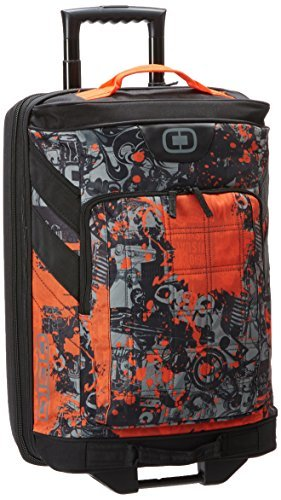 OGIO International Tarmac 20 Duffel Bag, Rock and Roll by OGIO